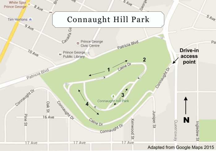 Connaught_Hill_Park_Views_Map