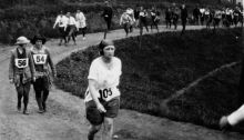 Dipsea Hikers, 1920