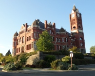 The Jefferson County Courthouse (1892) is one of the oldest government buildings in Washington.
