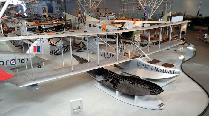 Photo of Curtiss HS-2L